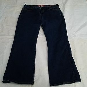 Lucky Brand Sweet'n Low Ankle Jean's Size 6/28
